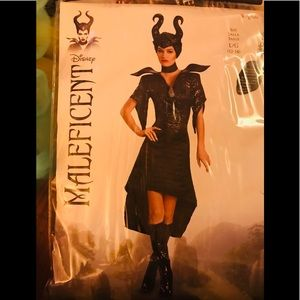 Other - Malificent women and girl Halloween costume